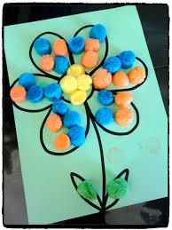pinterest bricolage enfant bricolage de printemps fleurs en playmais activité enfant