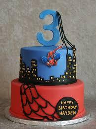 luxury spiderman cake ideas spider man birthday cakes all about