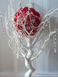 discount white pearl tree garland 2017 white pearl