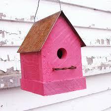 birdhouse home decor rustic birdhouse decorative birdhouse cottage birdhouse outdoor