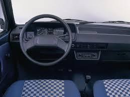 volkswagen polo classic 1985 1990 vue av photo volkswagen auto
