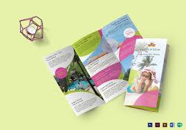 hotel brochure design templates 40 best travel and tourist brochure design templates 2018 designmaz
