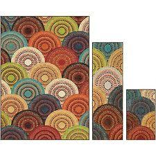 Better Homes And Gardens Rugs Circles Area Rugs Ebay