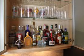 In Home Bar by Bar Cart The Cavender Diary
