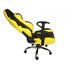 fauteuil siege baquet fauteuil de bureau siège baquet jaune et noir megatron