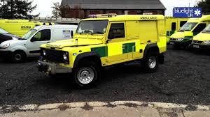 jeep defender for sale land rover defender 4x4 off road ambulance man yana
