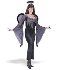 halloween supernatural background beautiful fallen angel costume halloween costumes