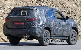 nissan suv 2016 spied nissan np300 navara suv in production guise image 548783