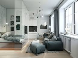3 studio apartment design inspiration by konstantin entalecev