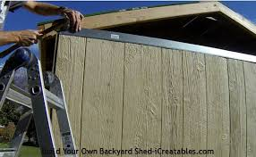 How To Build A Storage Shed Diy by How To Build A Shed Storage Shed Building Instructions