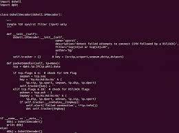 Tcp Flags Performing Network Forensics With Dshell Part 2 Decoder