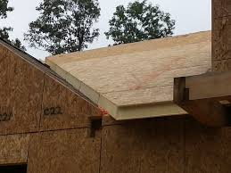 two story post and beam home under construction part 7