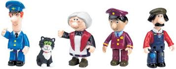 amazon postman pat toy articulated figures toys u0026 games