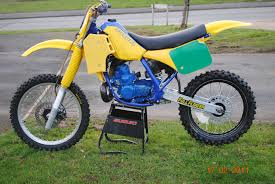 1986 suzuki rm images reverse search