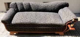 altes sofa altes sofa chaiselongue ottomane kanapee antik in