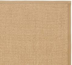 Pottery Barn Area Rugs Color Bound Sisal Rug Chino Pottery Barn