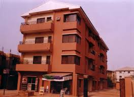 3 story building 3 story building 8 flats of 3 bedroom flats each for n50m in