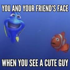 Finding Nemo Meme - dory and marlin shared by radioactive trash
