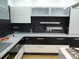 modern modular kitchen cabinets furniture modern kitchen design ideas with two tone kitchen