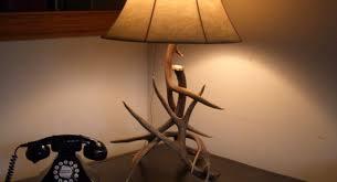 deer antler lamps antler furniture antler chandeliers antler lamp
