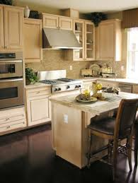 Small Kitchen With Island Design Modern Small Kitchen With Island U2013 Home Designing