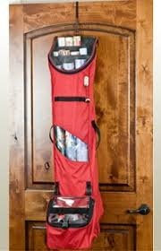 gift wrap storage bag keep your wrapping paper on your door