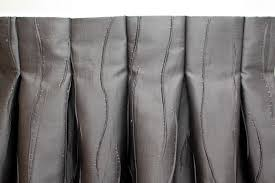 Different Drapery Pleat Styles Curtains