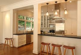 post and beam kitchen kitchen contemporary with pillar keates residence