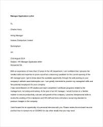 application letters 55 free application letter templates free premium templates