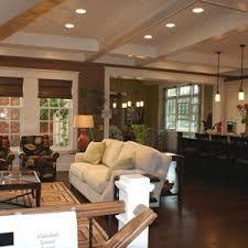 Paint Ideas For Open Floor Plan Decor Enchanting Small Open Floor Plan Kitchen Living Room Design