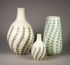 Poole Pottery Vase Patterns Poole Pottery Freeform Ware Interiors Pinterest Love Ware