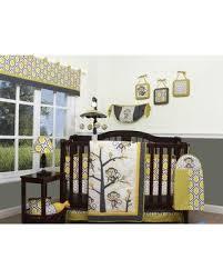 Geenny Crib Bedding Deals On Geenny Go Happy Monkey 13 Crib