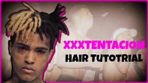 xxxtentacion haircut tutorial semi freeform dreads youtube