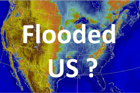 Magnetic Map Of Usa by Where Us Would Be Flooded If A Pole Shift Reaches Igeo Tv Youtube