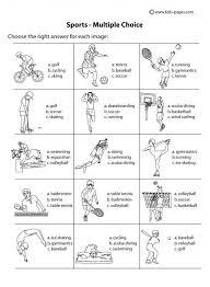 9 best sports lessons images on pinterest worksheets for kids