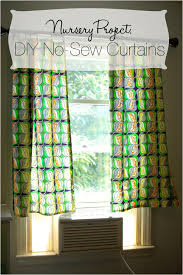 Diy Nursery Curtains Www Stillbeingmolly Wp Content Uploads 2013 08