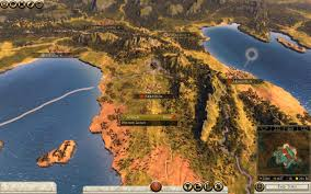 Map Rome Italy by Preview Grand Campaign Map Rome 2 Ee Grand Campaign