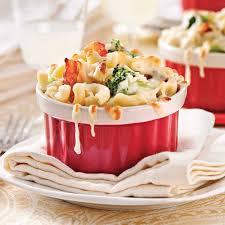 cuisine au fromage macaronis au fromage brocoli et bacon recettes cuisine et