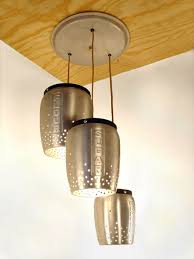 Pendant Lights For Kitchens by Put A Bulb In It 24 Upcycled Pendant Lights Made From Thrifty