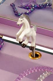Childrens Music Boxes Discover Your World Musical Treasure Box Horse Music Boxes Pony