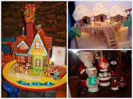in the carolina mountains gingerbread competition