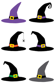 spooky clip art witch hat cut files clip art hey let u0027s make stuff