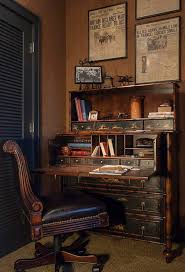 Home Office Decor Best 20 Vintage Home Offices Ideas On Pinterest Vintage Office
