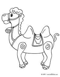 wiseman u0027s camel coloring pages hellokids com