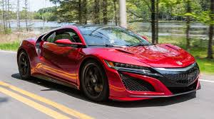 honda supercar 2017 acura nsx review a gentler supercar the verge