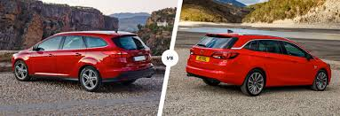 ford opal ford focus vs vauxhall astra comparison carwow