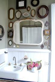wall ideas gold mirror wall collage mirror and picture collage