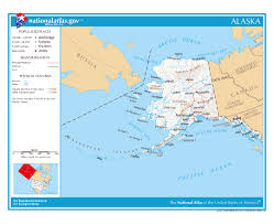 Anchorage Alaska Map by Maps Of Alaska State Collection Of Detailed Maps Of Alaska State