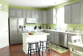 grey kitchen cabinets what color walls gray kitchen cabinets green walls home design ideas grey