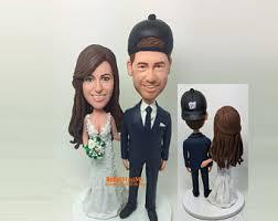 same wedding cake topper wedding bobblehead